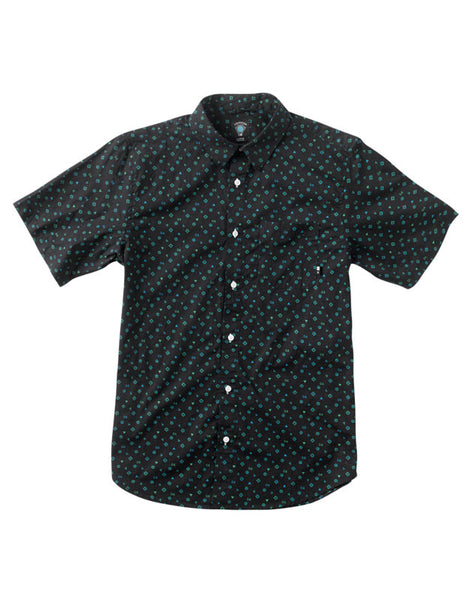 Geo-Con Short Sleeve :: Black