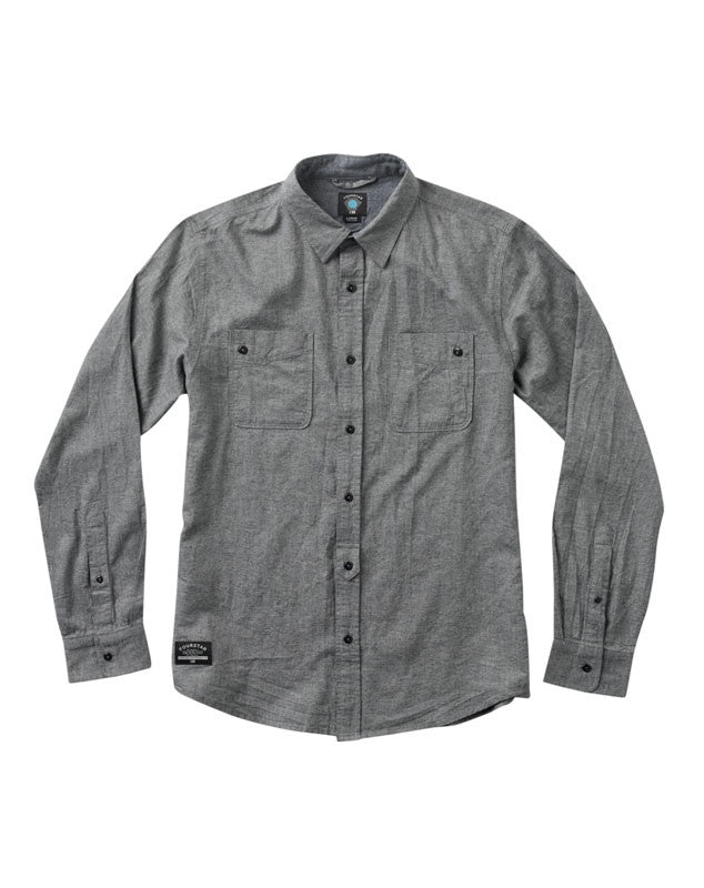Loxford Long Sleeve :: Grey