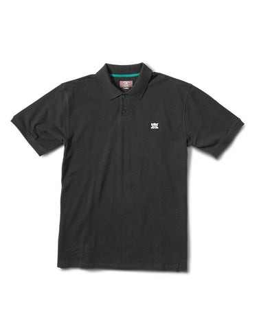 Pirate Polo :: Black