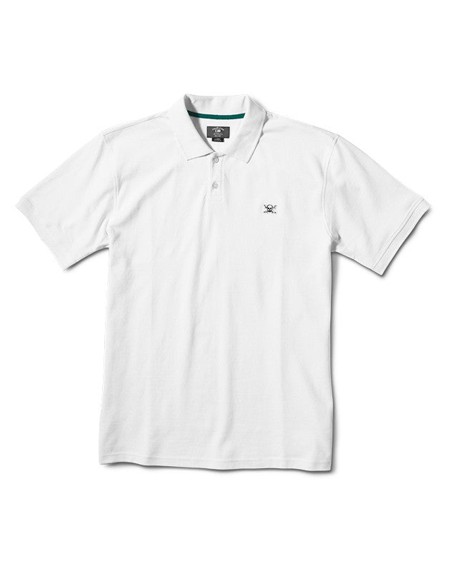 Pirate Polo :: White