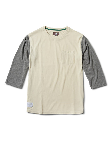 Leavenworth 3-4 Sleeve :: Ecru