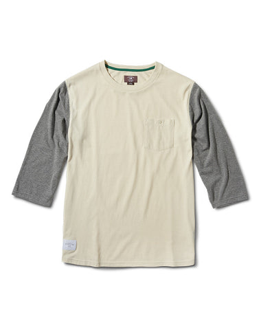 Leavenworth 3/4 Sleeve :: Ecru