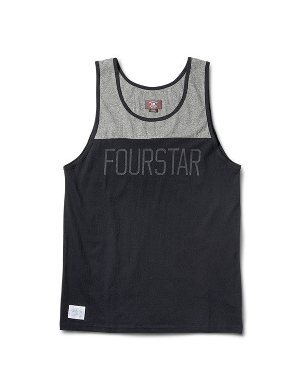 League Tank :: Black