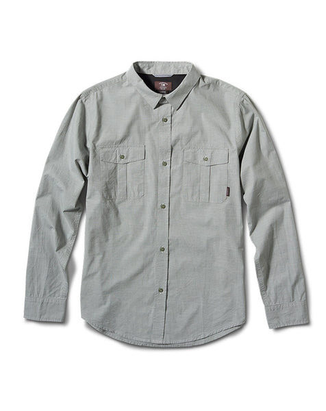 Ortega Long Sleeve :: Olive