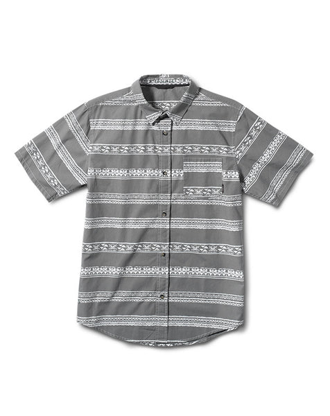 Kennedy Short Sleeve :: Grey