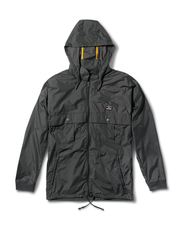 Ishod Tour Jacket :: Charcoal