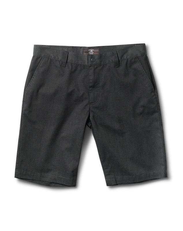 Collective Shorts :: Charcoal Heather