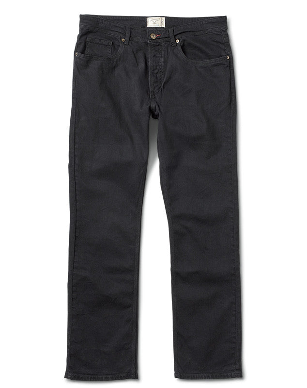 COLLECTIVE 5 POCKET JEAN :: BLACK