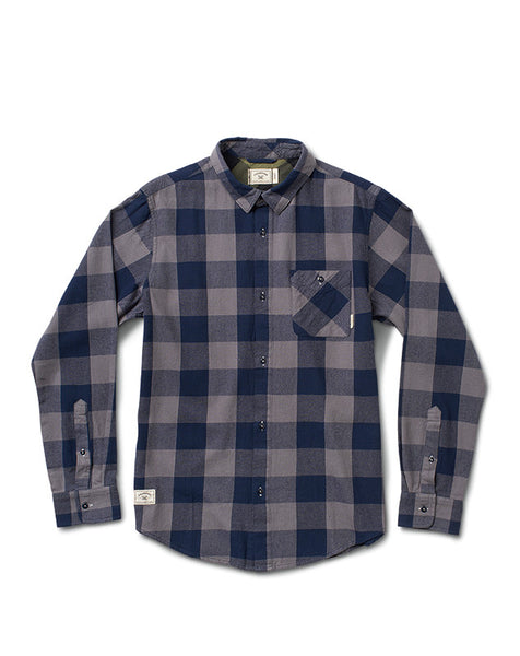 BUFFALO FLANNEL :: MIDNIGHT