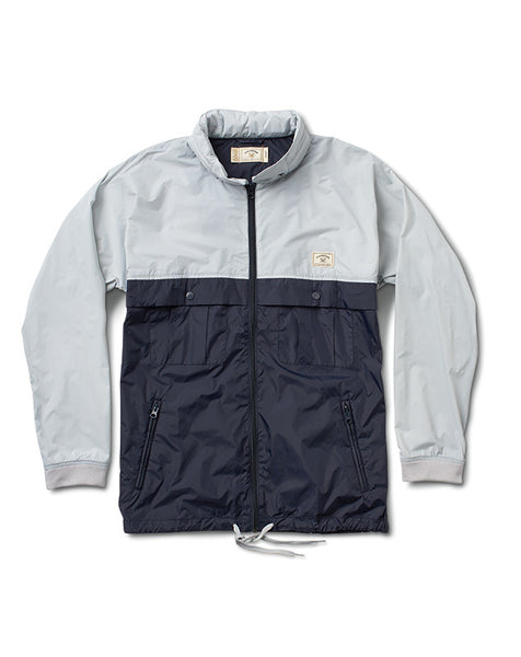 TOUR JACKET :: ICE GREY