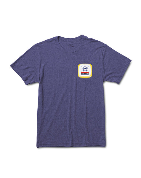 Postman T-Shirt :: Blue Heather