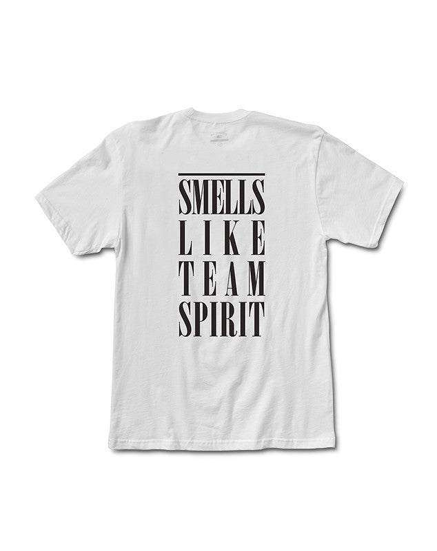 Team Spirit T-Shirt :: White