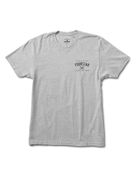 Classic T-Shirt :: Grey Heather