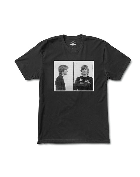 Kurt Mugshot T-Shirt :: Black