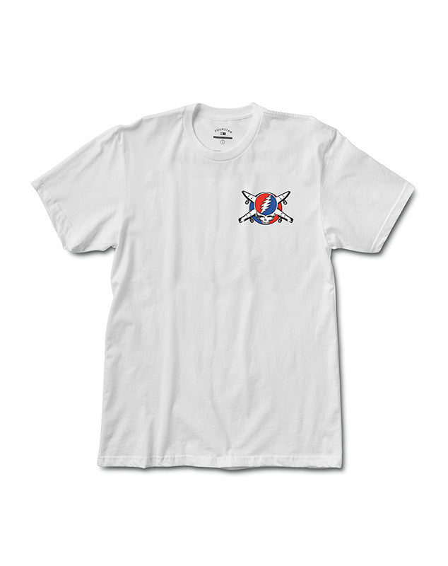 Jerry Pirate T-Shirt :: White