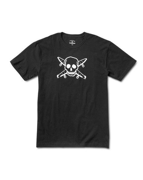 Street Pirate T-Shirt :: Black