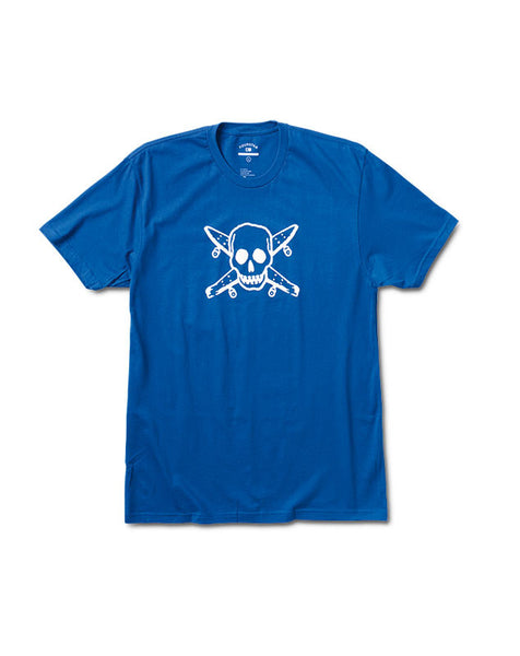 Street Pirate T-Shirt :: Royal
