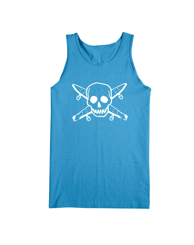 Pirate Tank :: Turquoise