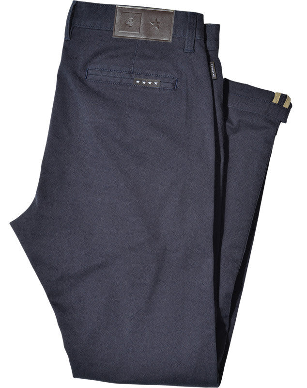 Carroll Twill Pant :: Midnight