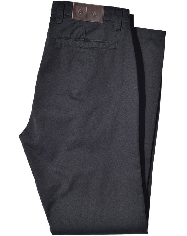 Collective Twill Pant :: Black