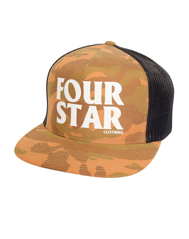 Four Hero Trucker :: Camo