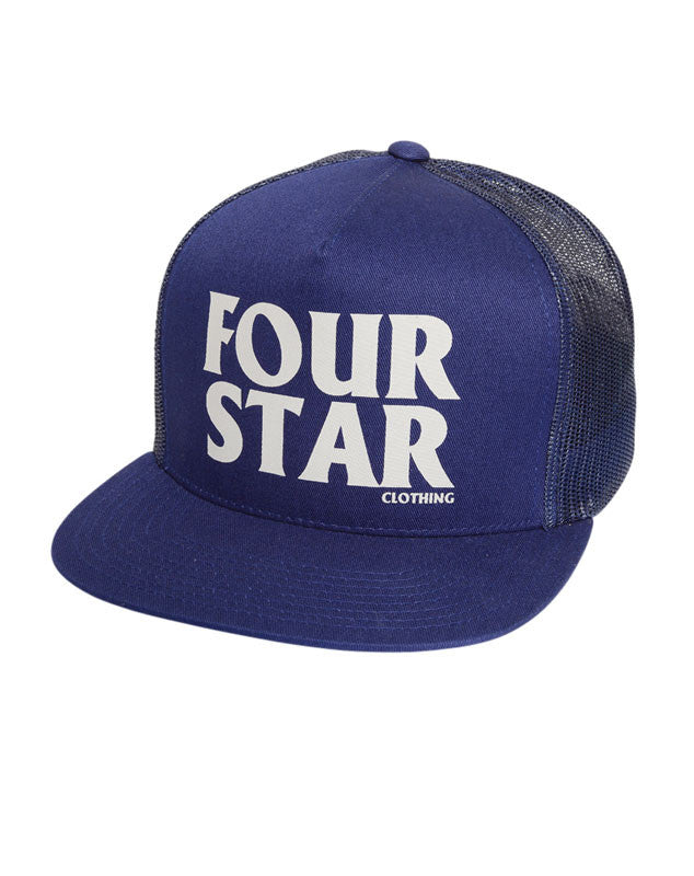 Four Hero Trucker :: Dark Indigo