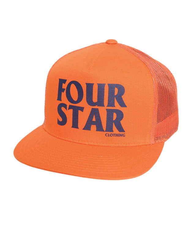 Four Hero Trucker :: Orange