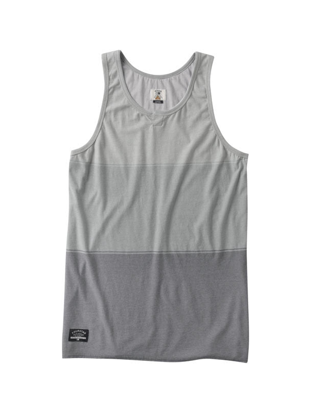 Ishod Tank :: Gunmetal Heather