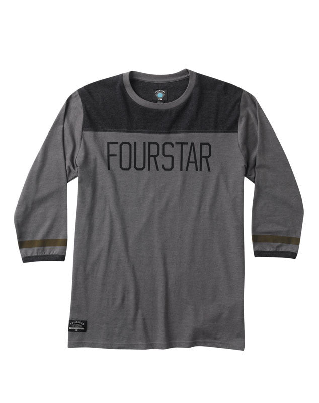 League Football Knit :: Gunmetal Heather