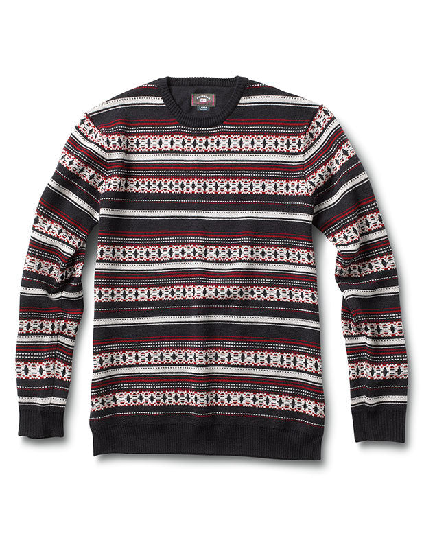 Gonz Fair Isle Sweater – Fourstar Clothing