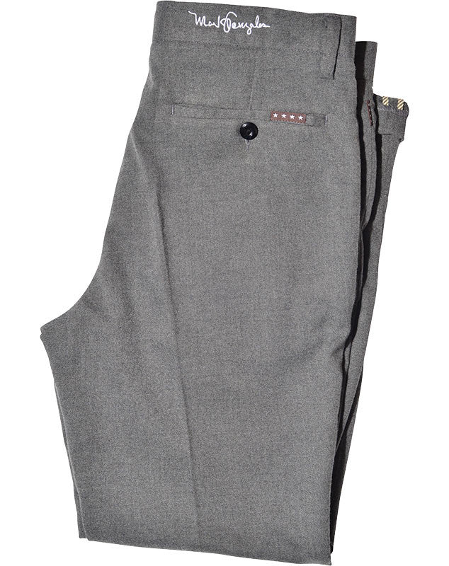 Gonz Trouser :: Grey Heather