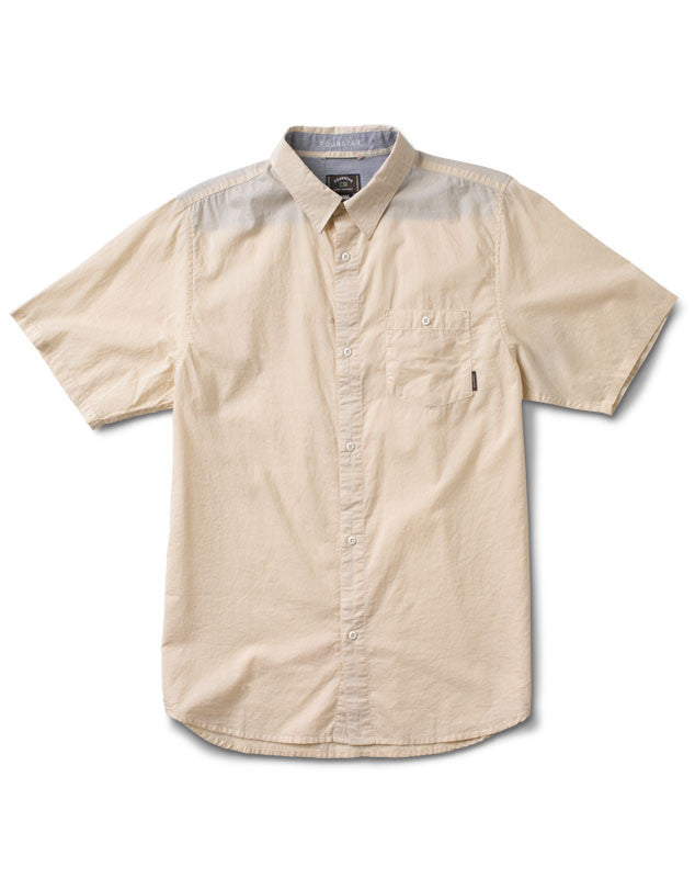Kennedy Short Sleeve :: Ecru
