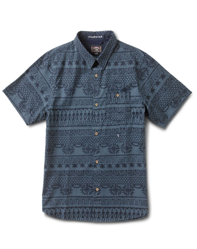 Kennedy Short Sleeve :: Navy