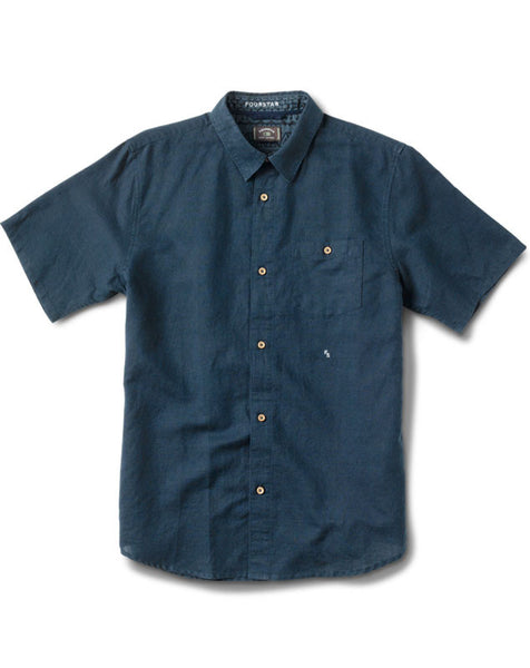 Kennedy Short Sleeve :: Thundercloud