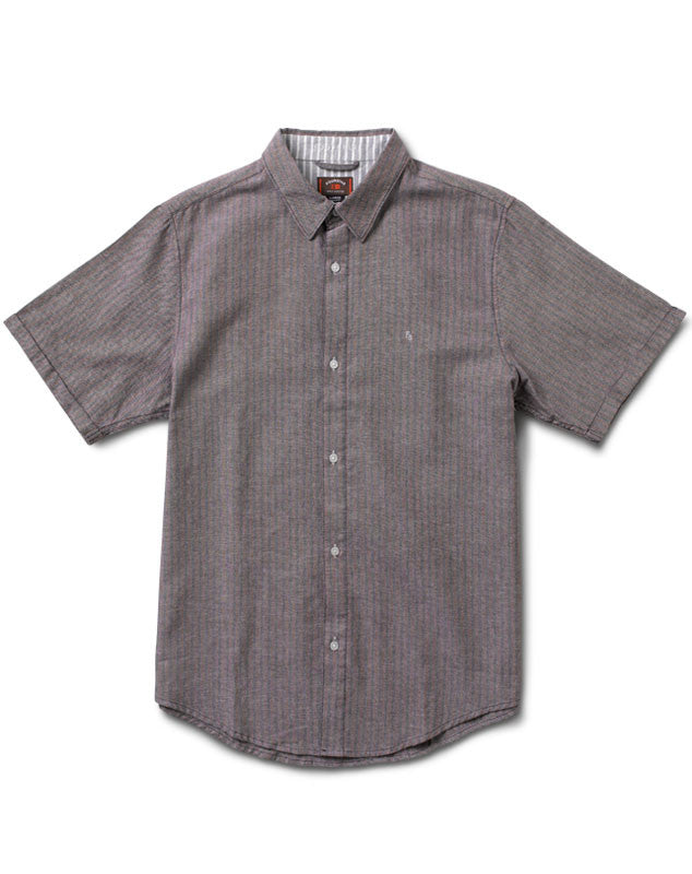 Oxford Short Sleeve :: Merlot