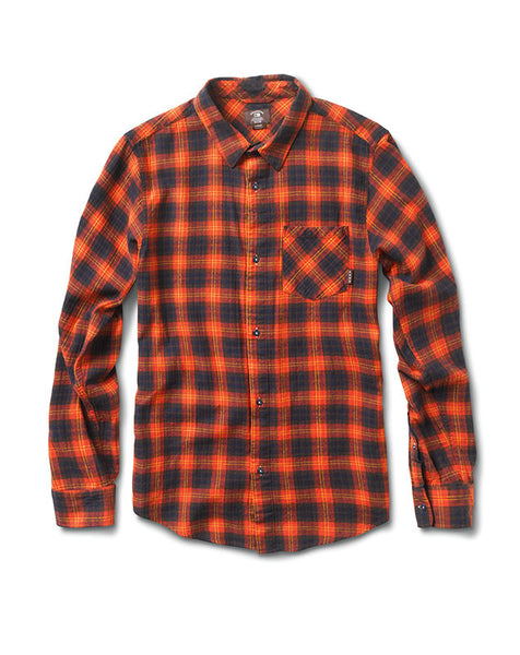 Peterbilt Flannel :: Red