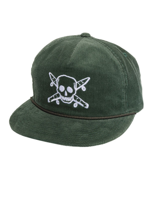 Pirate Cord :: Dark Green