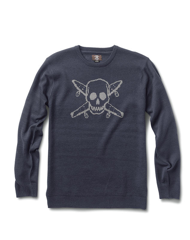 Pirate Sweater :: Midnight