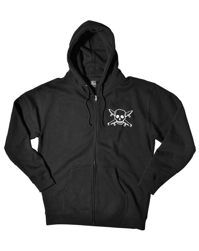 Pirate Zip :: Black