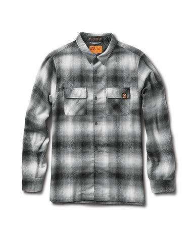 TNT Antihero Flannel :: Grey