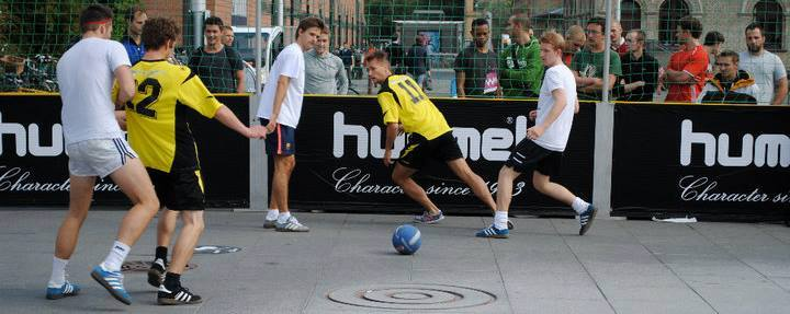 CBS Sport Street Football Tournament '17