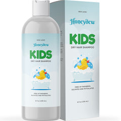 Kids Dry Hair Shampoo