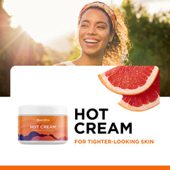 Hot Cream For Skin