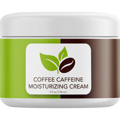 Coffee Caffeine Moisturizing Cream