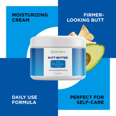 Butt Butter Butt Moisturizing Cream