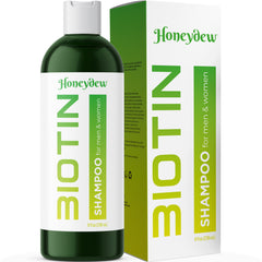 Biotin Shampoo - Advanced Keratin Complex