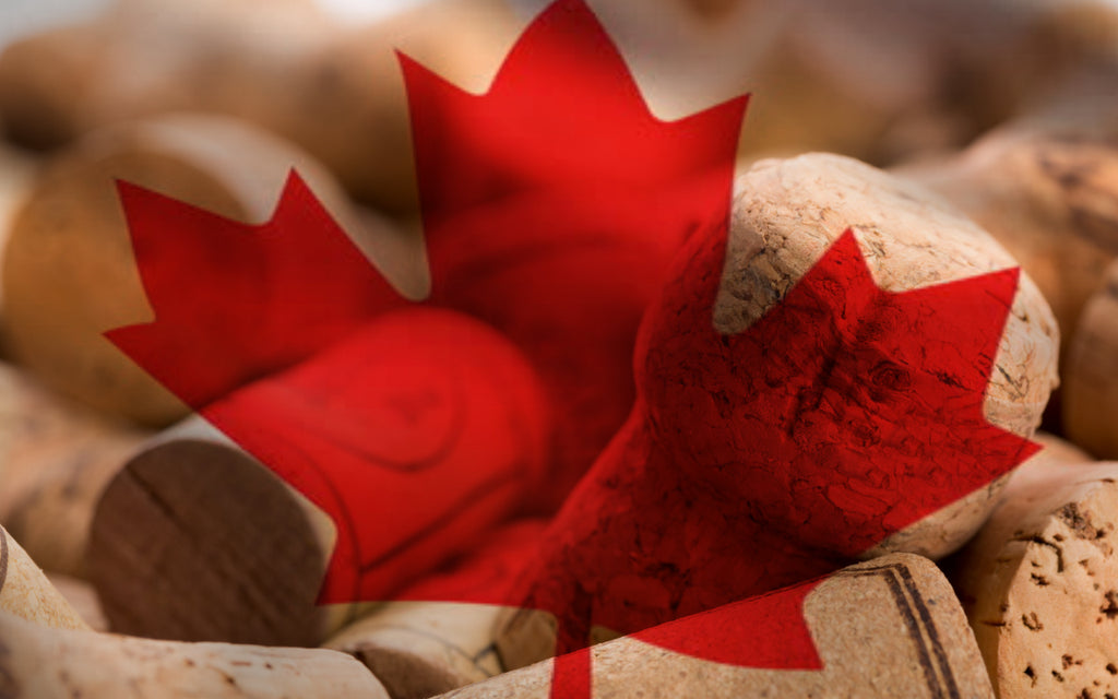 Buying Canadian wine online: interprovincial trade rules and you