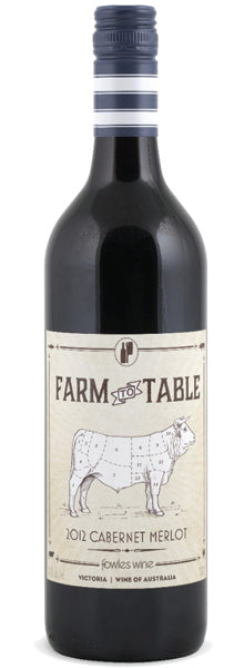 Farm to Table Cabernet Merlot - get this at your local LCBO!