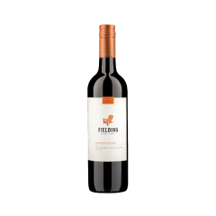 bottle of fielding estate red conception wine