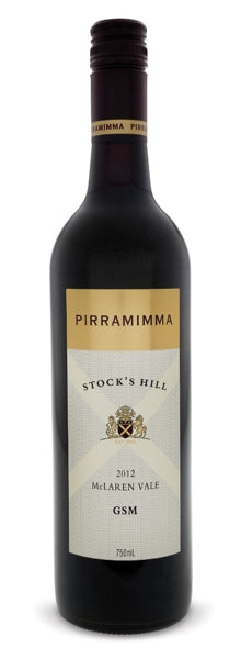 Pirramimma Stock's Hill 2012 GSM | kwäf LCBO Pick Feb. 5